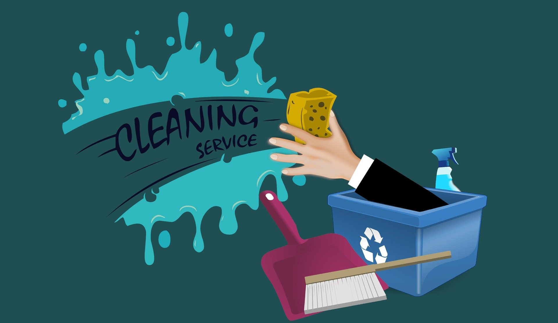 cleaning-3934664_1920